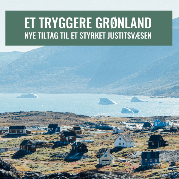 Et tryggere Grønland